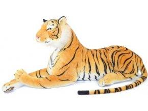 tiger plyšový maxi
