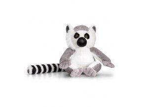 Plyšový lemur SW0297