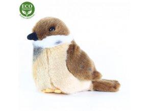 plyšový vrabec