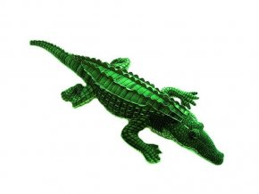 plysovy krokodyl