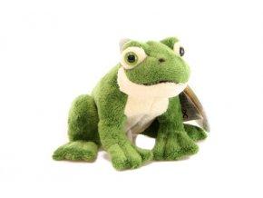 Plyšová žaba zvuk