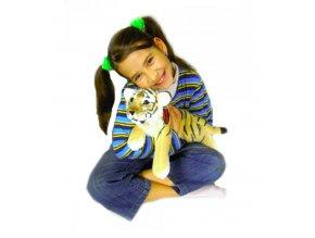 tiger hnedy mladatko