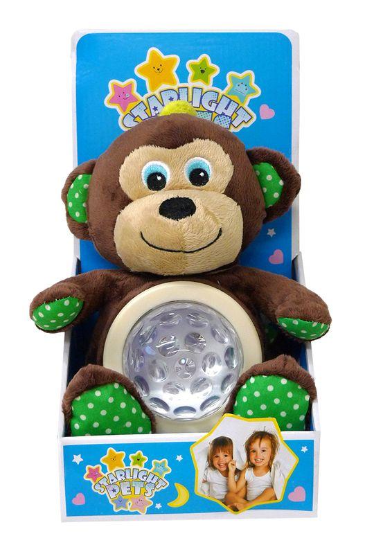 Svietiaci plyšák Druh plyšáka: Opička