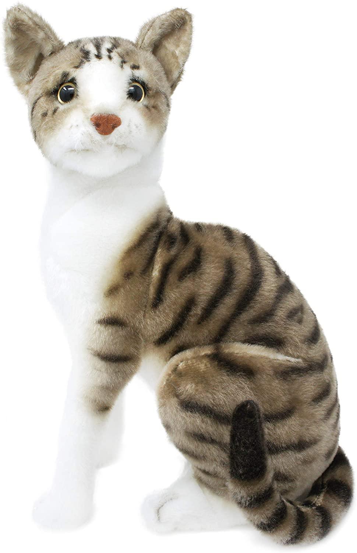 Mačka plyšová Druh mačky: Britská šedá