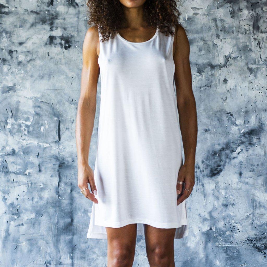 Modal T-dress