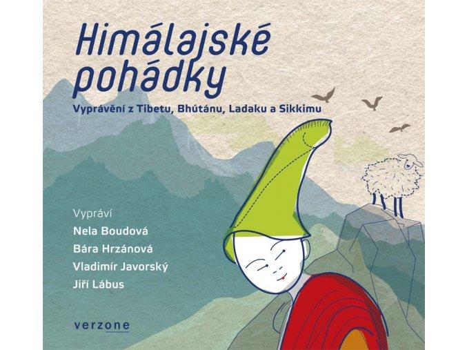 Himalajske pohadky CD titulka