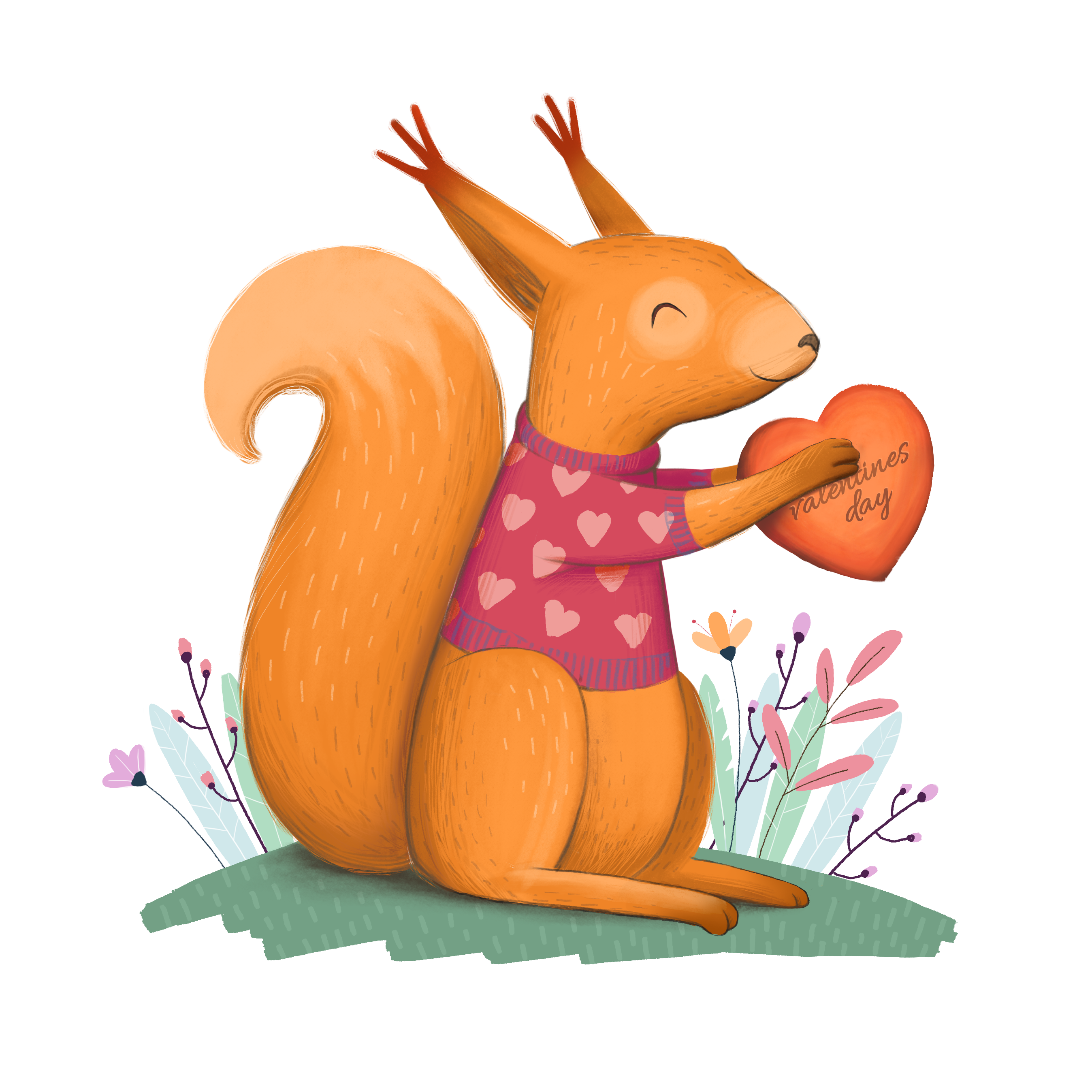 squirrel_for_valentines_day