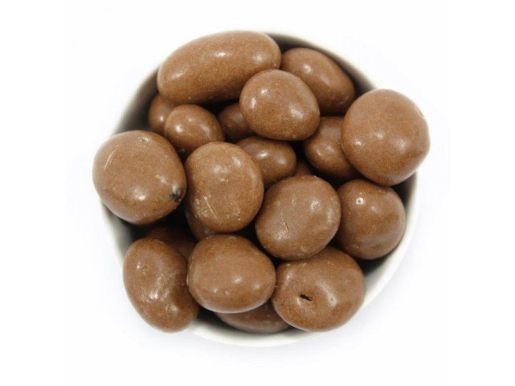 Brusinky v mléčné čokoládě 300G