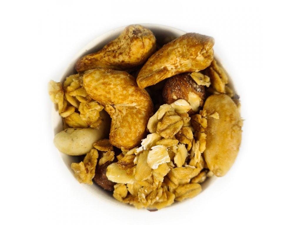 Pečené müsli ořechové Janova pec 1KG