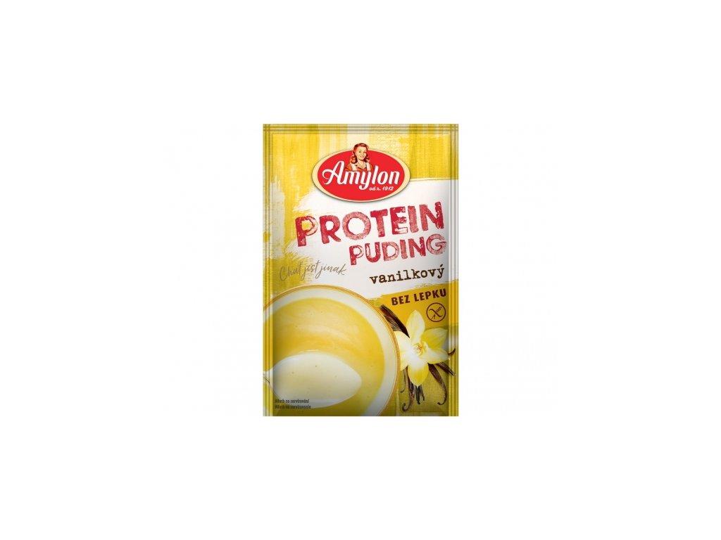 Protein puding vanilkový Amylon 40g
