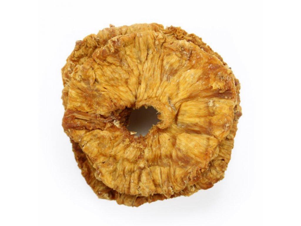 Ananas bez přidaného cukru a SO2 500G