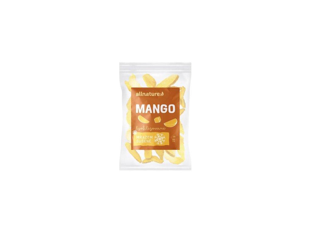 allnature mango susene mrazem 15 g