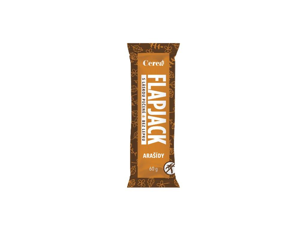 flapjack arašídy