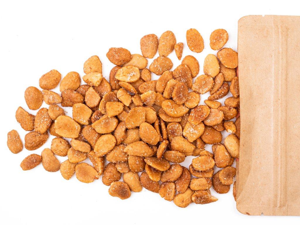 mandle med mandle sůl sladkoslané