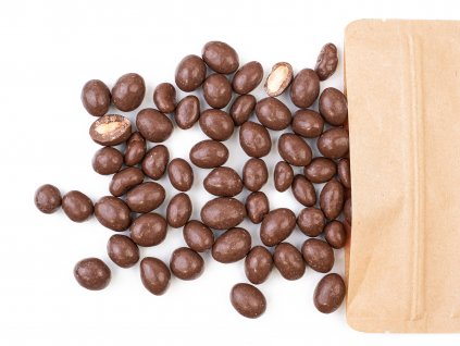 Arašídy v mléčné čokoládě 1KG