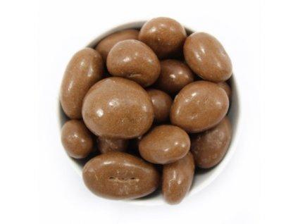 Rozinky v mléčné čokoládě 300G