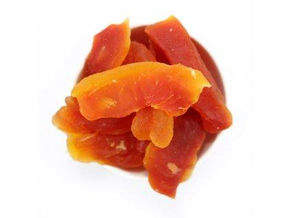 Sušená papaya 1KG