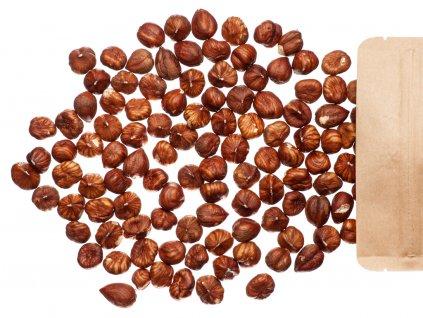 Lískové ořechy natural 1KG