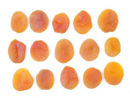 Meruňky sířené 1KG