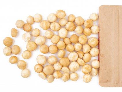 Makadamové oříšky pražené solené 1KG