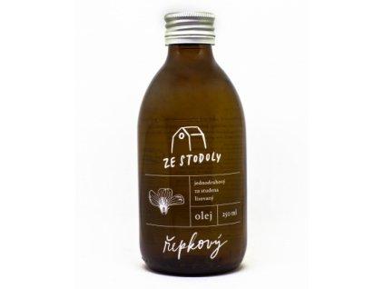 Řepkový olej Ze stodoly 250ml