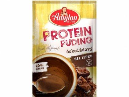 Protein puding čokoládový Amylon 45g