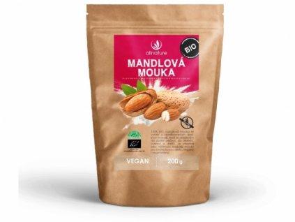 Bio Mandlová mouka 200 g