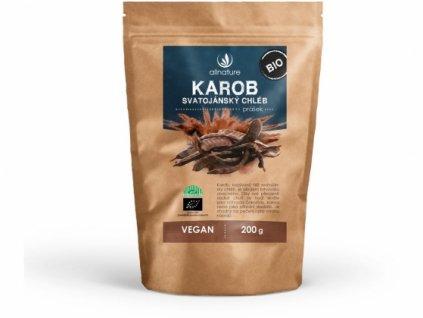 Bio Karob - svatojánský chléb prášek 200g