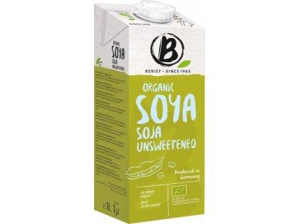 Bio Sójový drink Unsweetened BERIEF1l