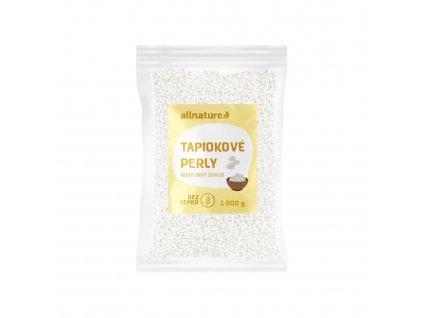 allnature tapiokove perly 1000 g
