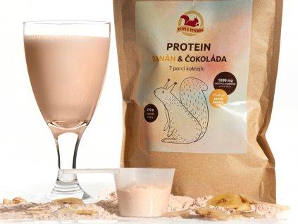 Protein, Čokoláda a banán, celek 1 1024x768 px