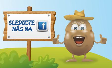 sledujte nas na FB