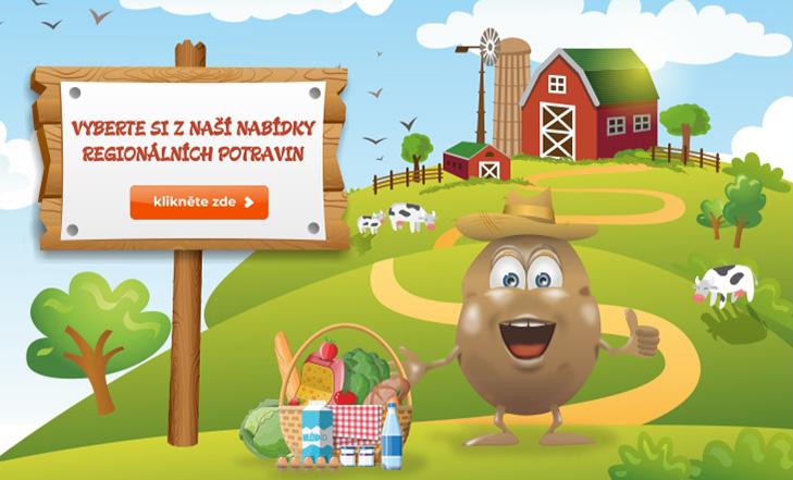 Farmářský trh na kolečkách