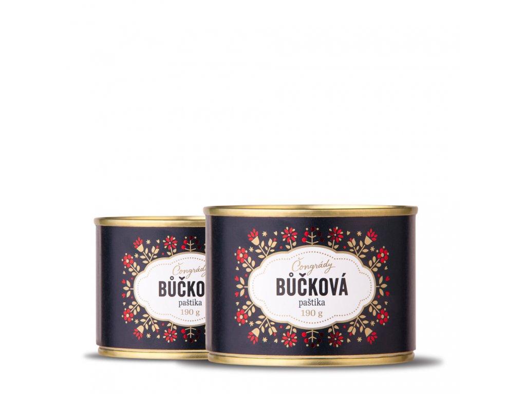 KLASIK Buckova pastiky 190g