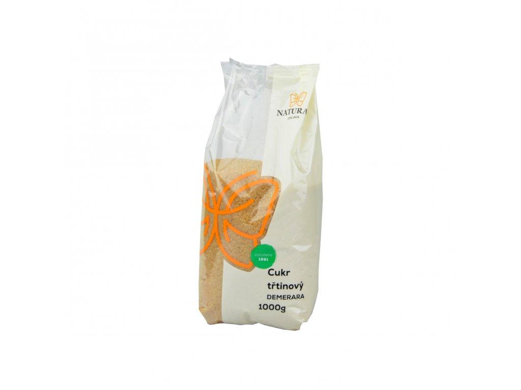 Cukr třtinový demerara Natural 1kg