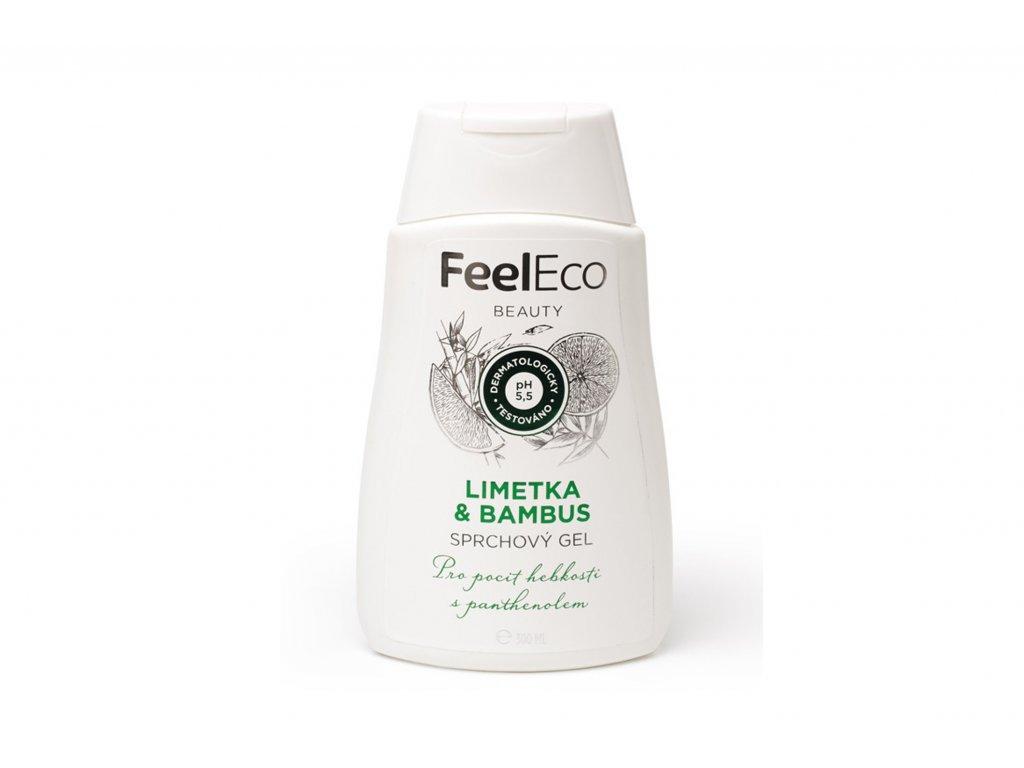 Sprchový gel limetka & bambus 300ml