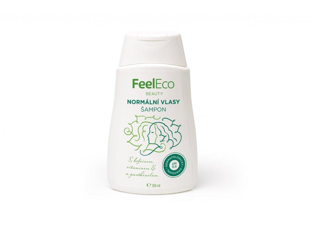 Vlasový šampon na normální vlasy 300ml