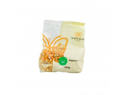 NATURAL popcorn 150g