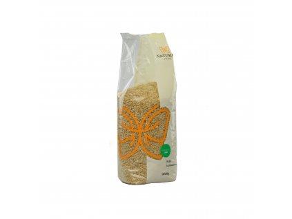 NATURAL Rýže kulatozrnná short 1kg