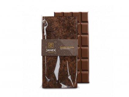 134 tabulka mlecne cokolady s kavou cokoladovna janek jpg