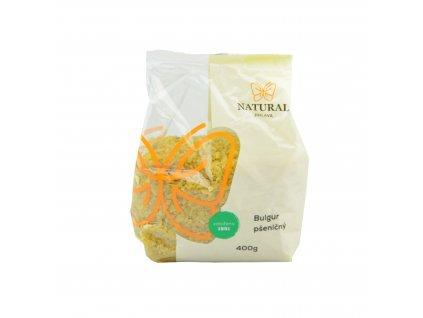 NATURAL Bulgur pšeničný 400g