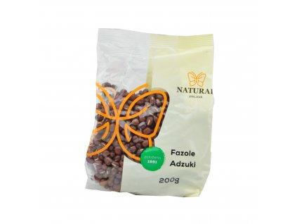 NATURAL Fazole adzuki 200g