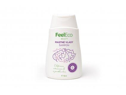 Vlasový šampon na mastné vlasy 300ml