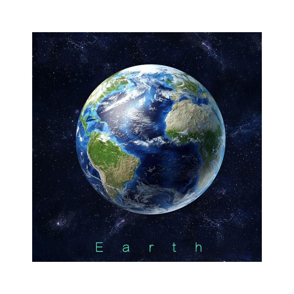 Samolepka Svietiaca Zem