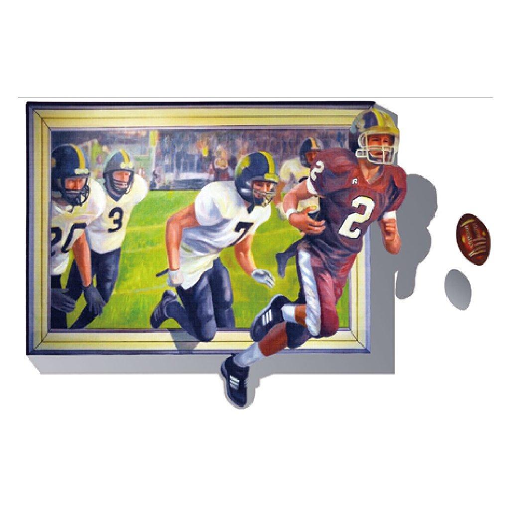 Samolepka na stenu Americký futbal