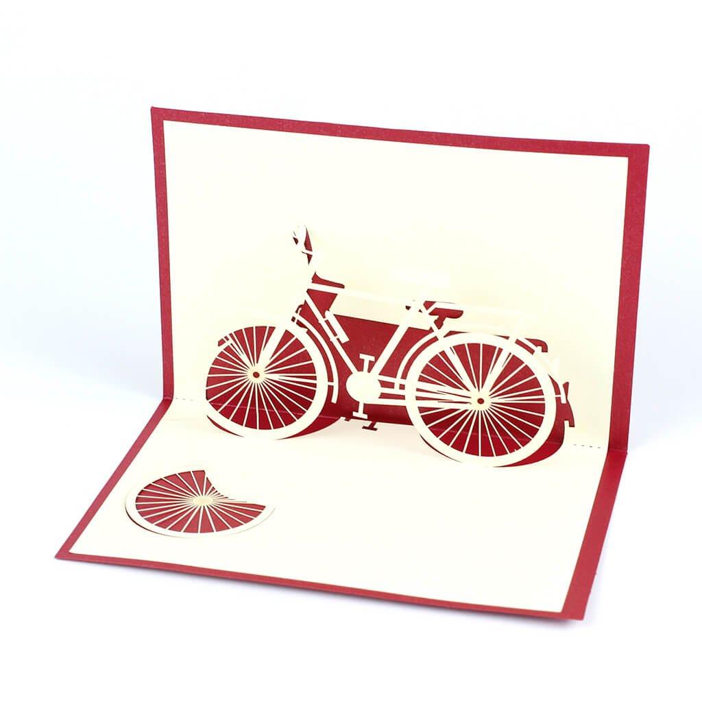 3D prianie Bicykel