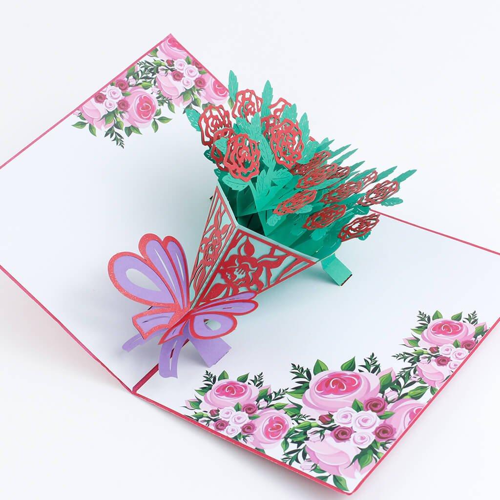 3D prianie Puget ruží