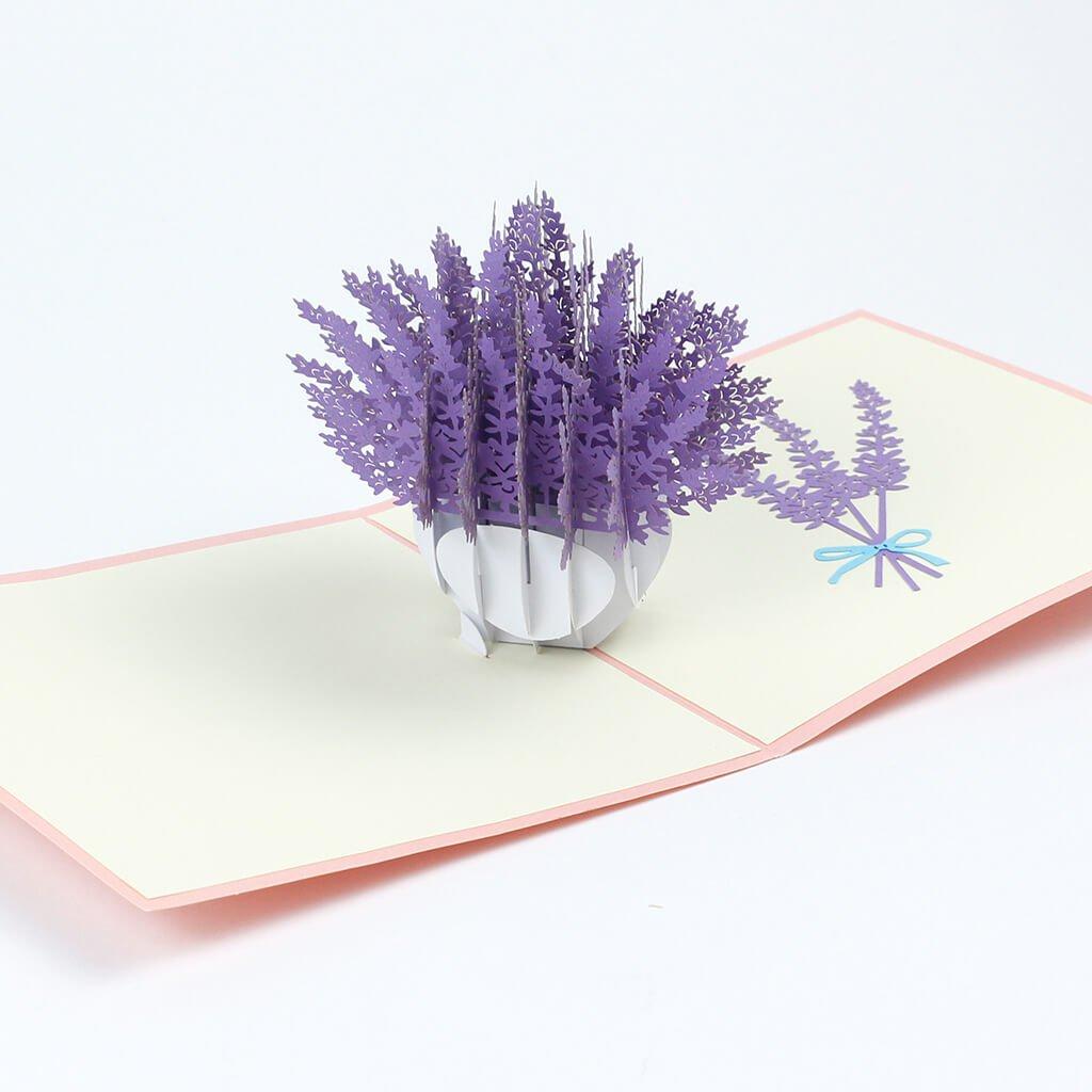 3D prianie Levanduľa