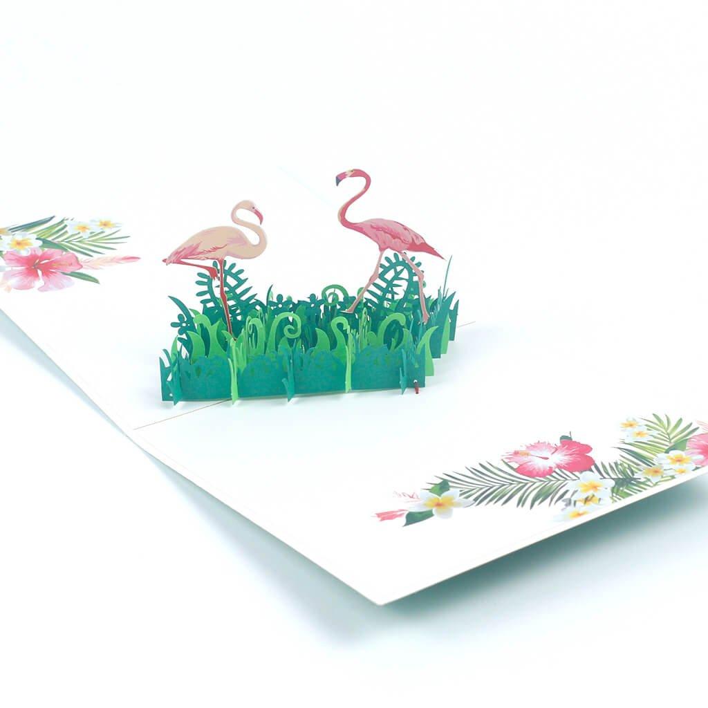 3D prianie Plameniaky