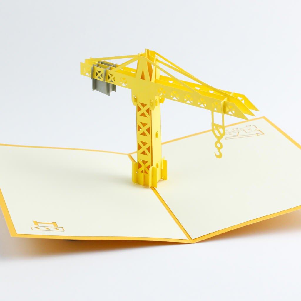 3D prianie Žeriav